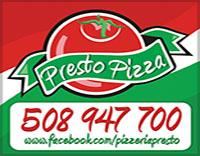 pizza kraków presto