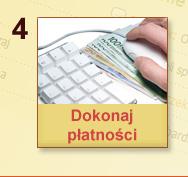 Dokonaj płatności